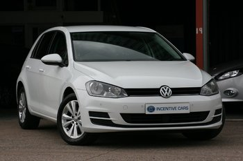 VOLKSWAGEN GOLF SE 1.4TSi 122 BlueMotion S-S 5dr. VW HISTORY. LOW MILES. PARK PILOT. ADAPTIVE CRUISE. BTOOTH. 63 REG