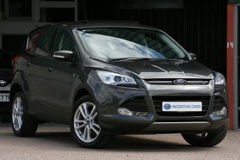 FORD KUGA TITANIUM X 1.5T EcoBoost 150 2WD S-S. FULL FORD HISTORY. LOW MILES. PAN ROOF. HEATED LEATHER. 65 REG
