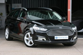 FORD MONDEO Titanium 2.0TDCi 150 Powershift Auto Estate. GREAT SPEC. 2 OWNERS. SAT NAV. SERVICE HISTORY. 16 REG
